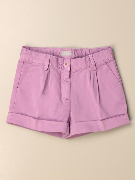 Pantalons courts enfant Il Gufo