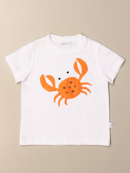 Il Gufo t-shirt in cotton with crab