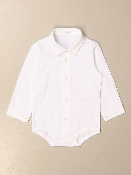 Il Gufo body shirt in cotton