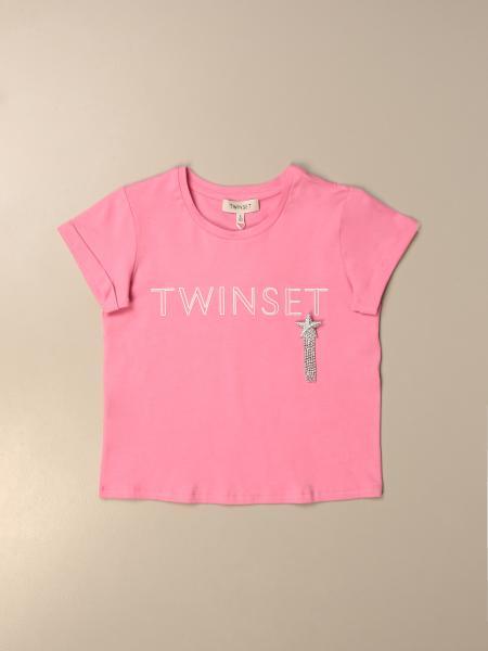 T-shirt kinder Twin Set