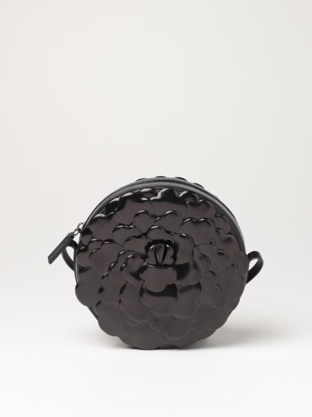 Valentino women: Valentino Garavani Atelier Bag 03 Rose Edition leather bag