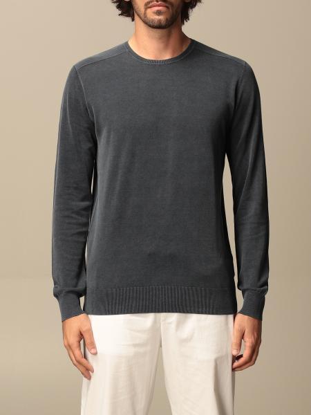 Patrizia Pepe Basic crew neck sweater in cotton