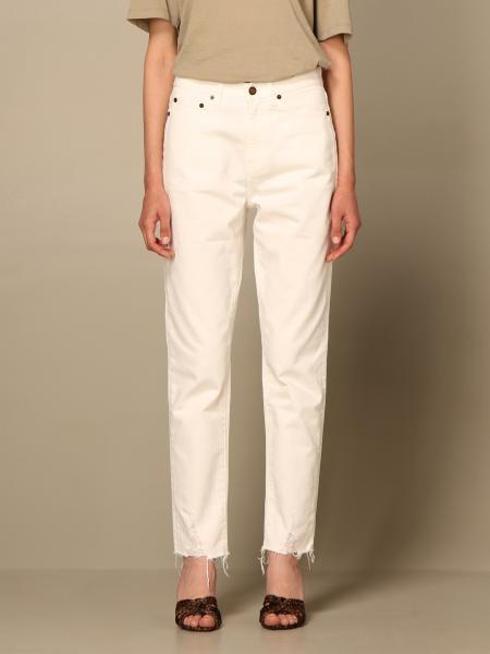 Saint Laurent: Jeans femme Saint Laurent