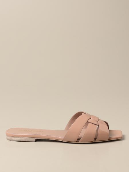 Saint Laurent: Chaussures femme Saint Laurent