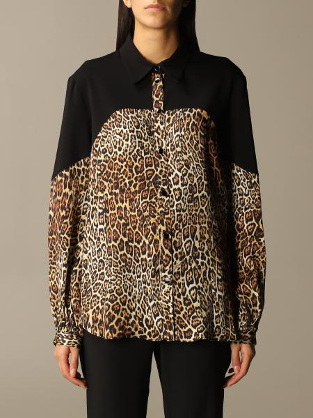 Just Cavalli: Just Cavalli animalier shirt