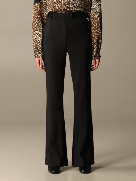 Just Cavalli: Classic high-waisted Just Cavalli trousers