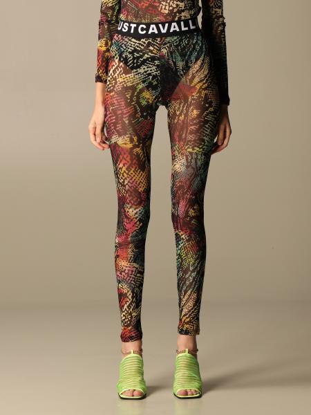 Just Cavalli: Just Cavalli patterned leggings