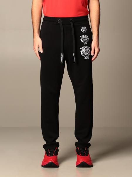 Just Cavalli jogging trousers with print