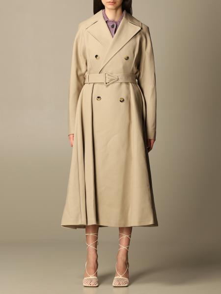 Пальто Женское Bottega Veneta