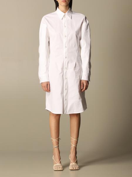 Bottega Veneta: Kleid damen Bottega Veneta
