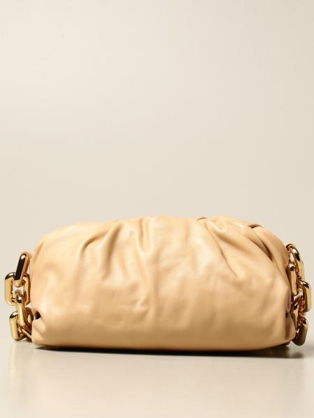Bottega Veneta women: The chain pouch Bottega Veneta bag in nappa leather