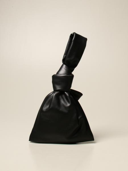Bottega Veneta: Borsa The Twist mini Bottega Veneta in nappa