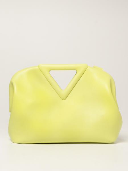 Bottega Veneta women: Bottega Veneta Point Salon 01 bag in nappa leather