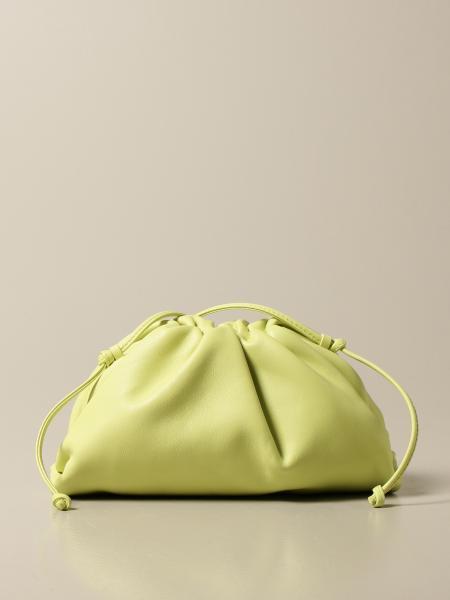 Clutch The pouch Bottega Veneta in nappa