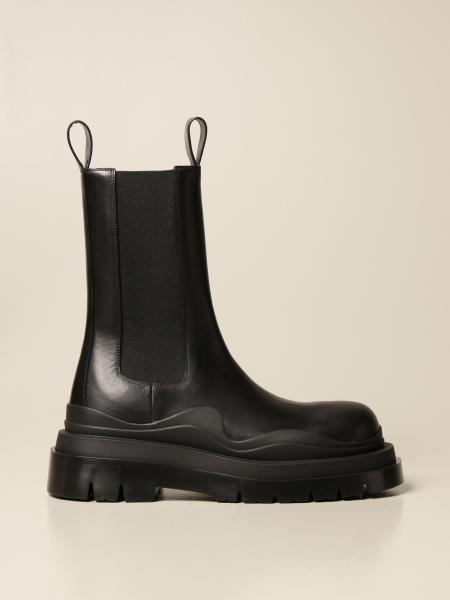 Bottega Veneta Tire Salon 01 boot in calfskin