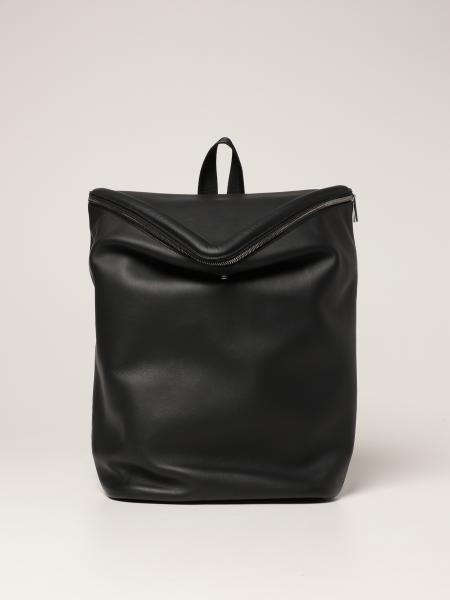 Salon 01 backpack by Bottega Veneta in leather