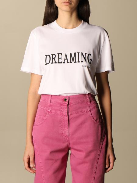 Alberta Ferretti: T-shirt Dreaming Alberta Ferretti in cotone