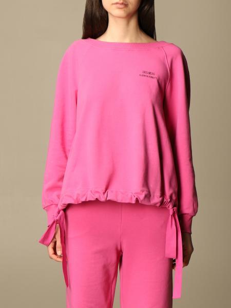 Sweatshirt damen Alberta Ferretti
