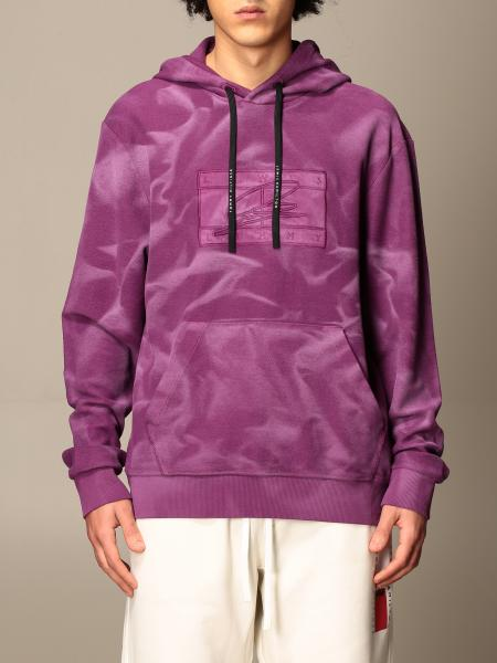Tommy Hilfiger: Lewis Hamilton hoodie Tommy Hilfiger with logo