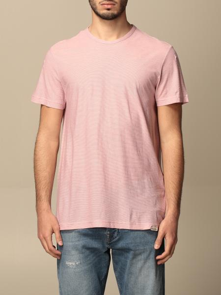 T-shirt Brooksfield basic a righe