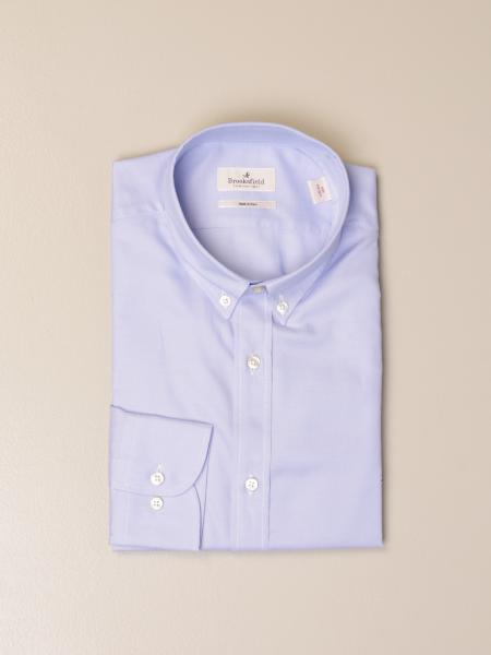 Brooksfield shirt with button down collar