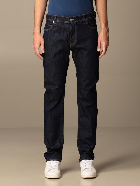 Denim used stretch slim