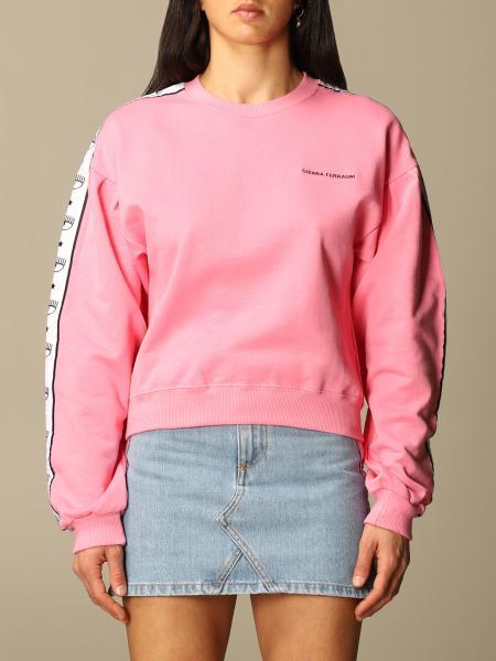 Chiara Ferragni women: Sweatshirt women Chiara Ferragni