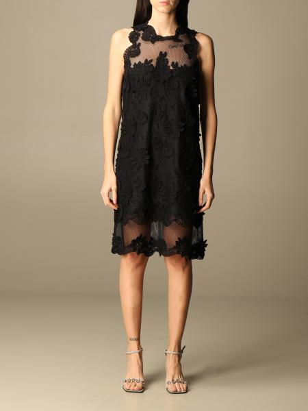 Ermanno Scervino: Ermanno Scervino short lace dress