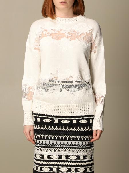 Ermanno Scervino: Sweater women Ermanno Scervino