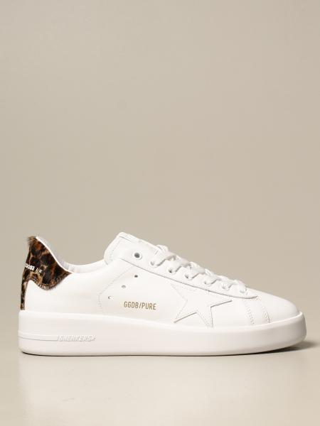 Golden Goose: Pure New Golden Goose sneakers in leather