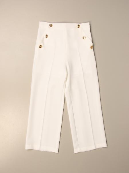 Pantalone Elisabetta Franchi con bottoni