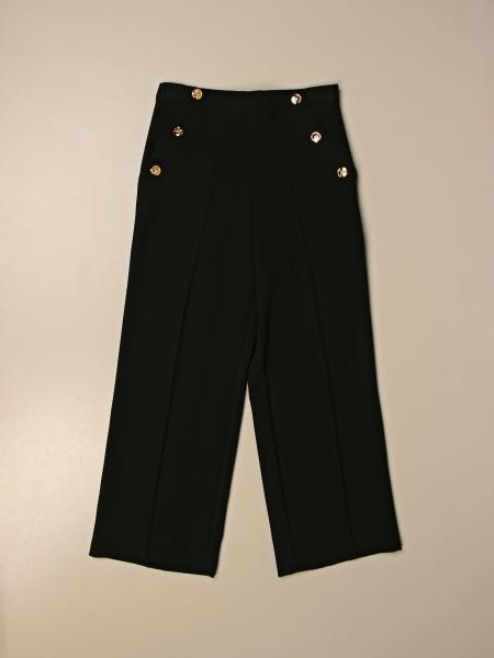 Elisabetta Franchi trousers with buttons