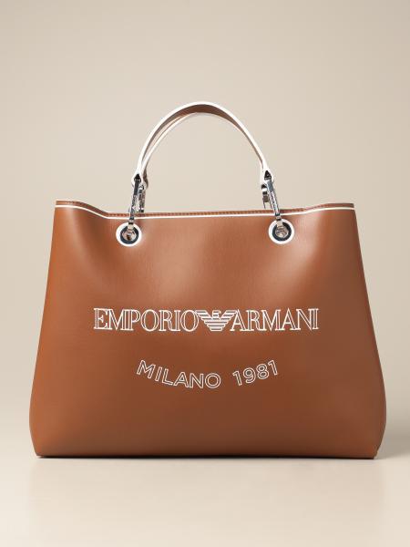 Schultertasche damen Emporio Armani