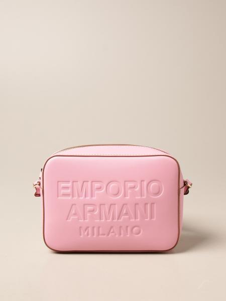 Emporio Armani women: Emporio Armani bag in synthetic leather