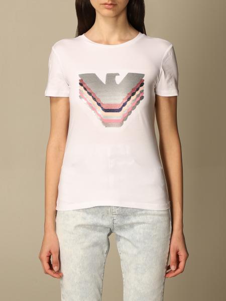 Camiseta mujer Emporio Armani