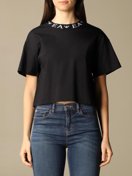 Emporio Armani für Damen: T-shirt damen Emporio Armani