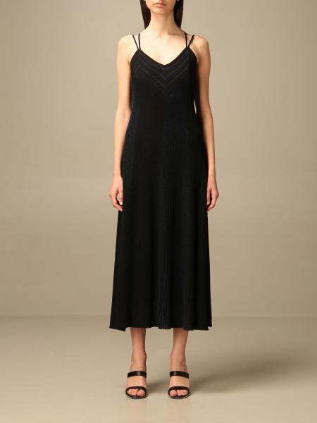 Emporio Armani für Damen: Kleid damen Emporio Armani