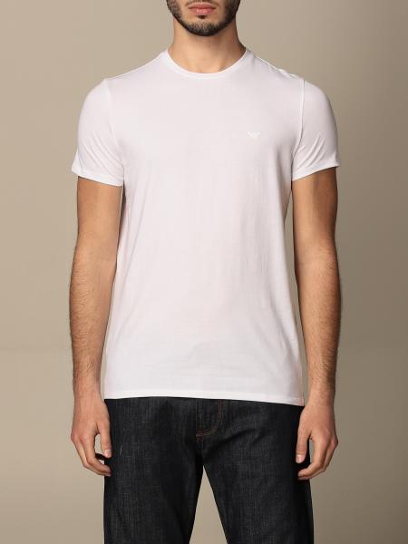 Emporio Armani cotton t-shirt with logo