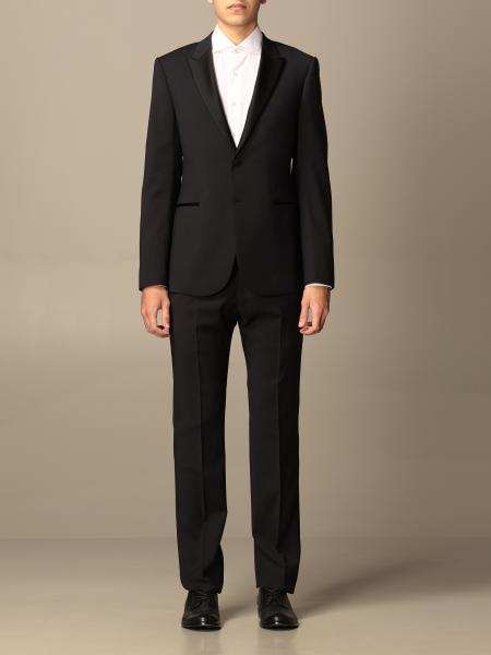 Emporio Armani single-breasted suit in wool 238 gr drop 8