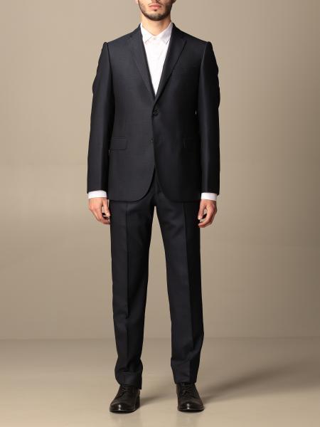 Suit men Emporio Armani