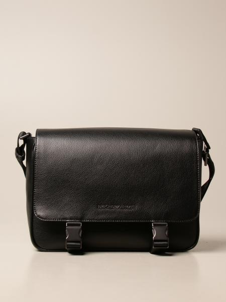 Emporio Armani shoulder bag in synthetic leather