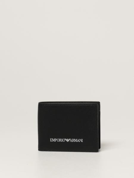 Emporio Armani: Wallet men Emporio Armani
