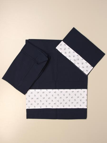 Fay cotton sheets set with logo