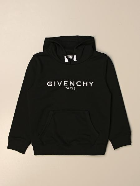 Givenchy cotton sweatshirt with logo