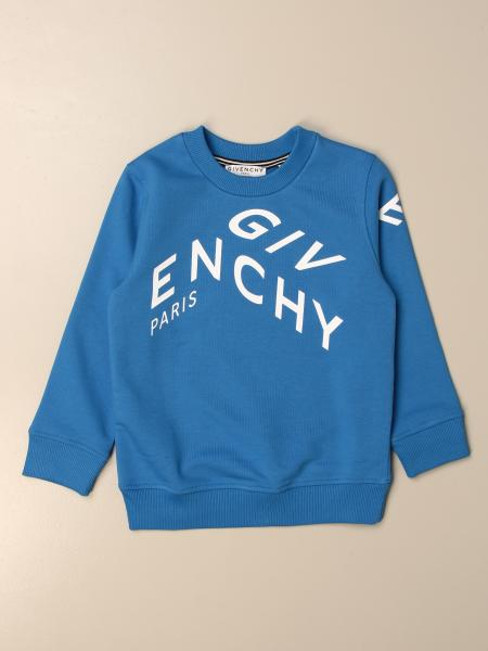 Givenchy crewneck sweatshirt in cotton with logo
