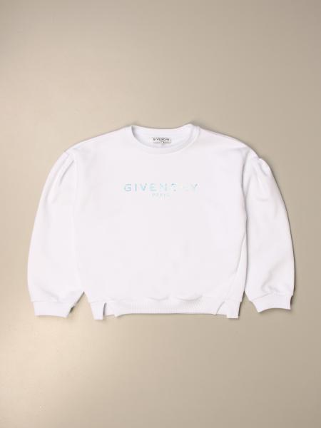 Givenchy: Givenchy cotton sweatshirt with logo