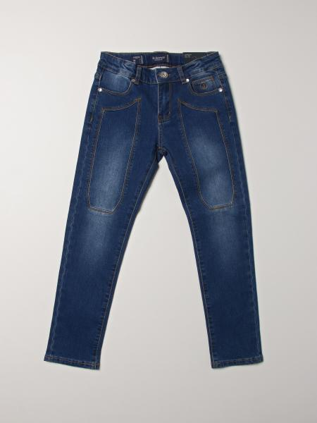 Jeckerson: Jeckerson jeans with maxi patches