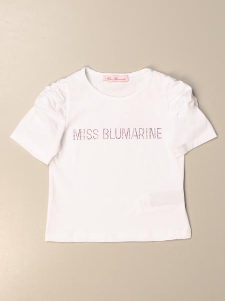 T-shirt kinder Miss Blumarine