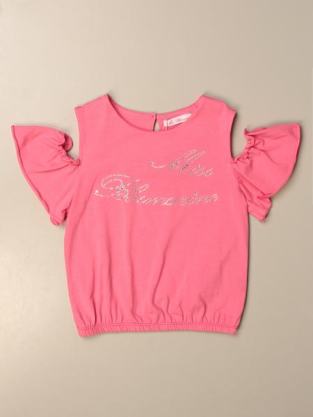 Miss Blumarine: T-shirt kids Miss Blumarine