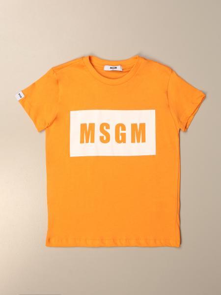 Футболка Детское Msgm Kids